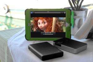 WiFi HD Мультфильмы для планшетов iPad, Android (1 ТБ)