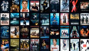 Зарубежные сериалы - на выбор (1 ТБ из 50 ТБ)